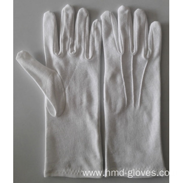Professional High Quality for Uniform Cotton Gloves Formal White Glove Cotton export to Uzbekistan Wholesale